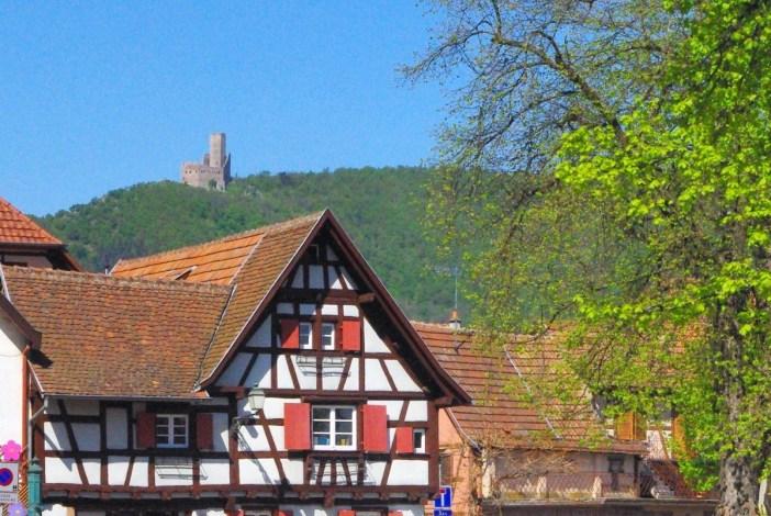 Châteaux-forts d'Alsace Ortenbourg