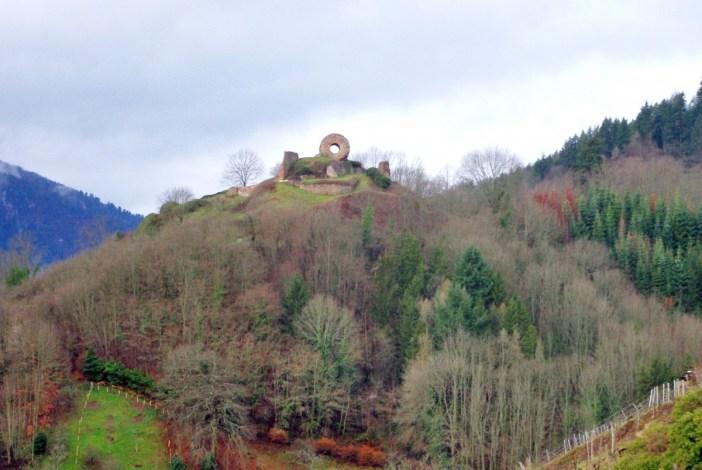 Châteaux-forts d'Alsace Thann