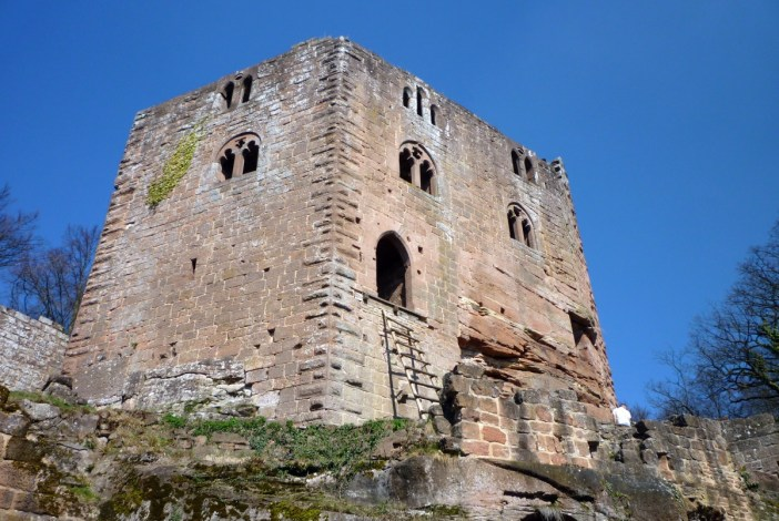 Châteaux-forts d'Alsace Windstein