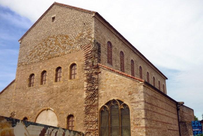 Saint-Pierre-aux-Nonnains Metz