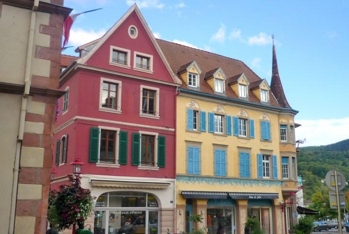 Itinéraire touristique d'Alsace - Munster © French Moments