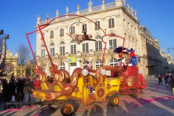 Festivités de la Saint-Nicolas à Nancy © French Moments