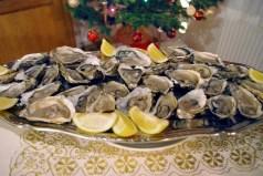 Un plateau d'huîtres au réveillon © French Moments