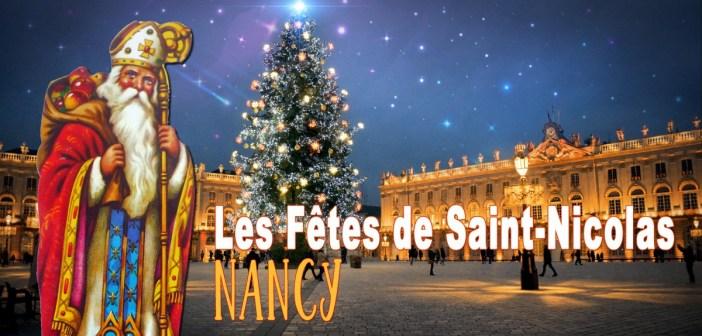 Les Fêtes de Saint-Nicolas à Nancy © French Moments