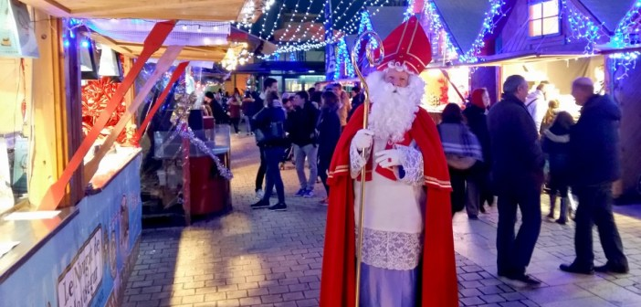 fêtes de la Saint-Nicolas à Nancy © French Moments