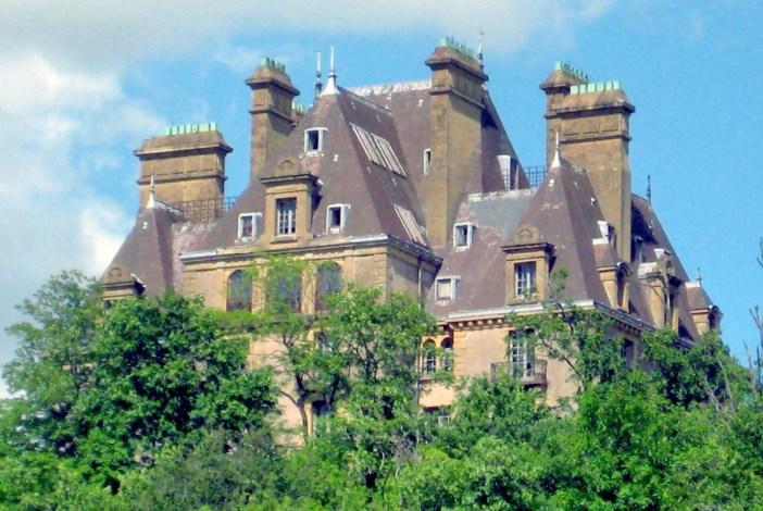 Château de Wendel à Jœuf (Domaine public)