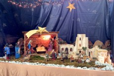 Crèche de Noël (église Saint-François-de-Sales), Annecy © French Moments