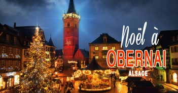 Marché de Noël d'Obernai © French Moments