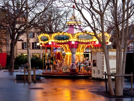 Sélestat à Noël © Philippe Clabots