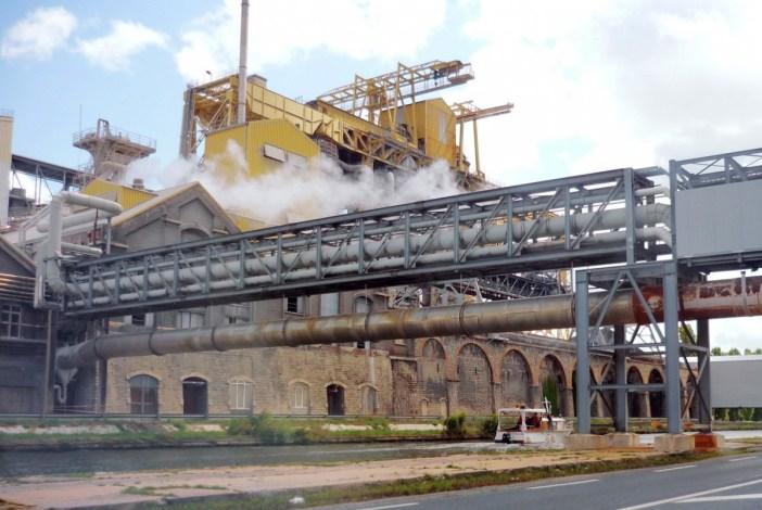 L'usine Solvay à Dombasle-sur-Meurthe © French Moments