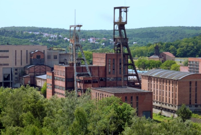Lorraine industrielle - Le musée Les Mineurs Wendel à Petite-Roselle © Alain meier - licence [CC BY-SA 3.0] from Wikimedia Commons