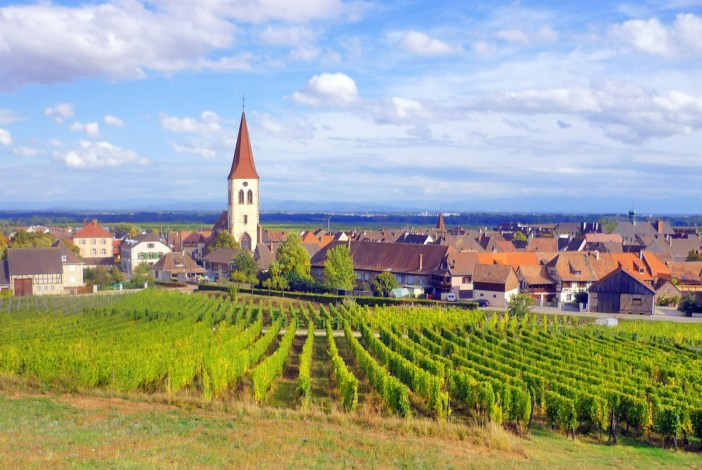 Villages d'Alsace - Ammerschwihr © French Moments