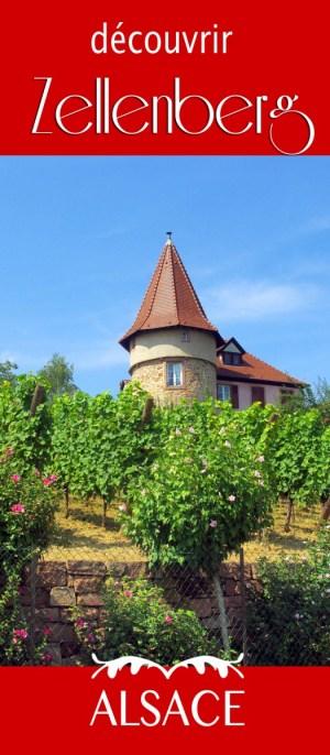 Découvrez le village de Zellenberg en Alsace © French Moments