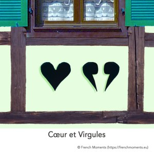 Coeur et Virgules © French Moments