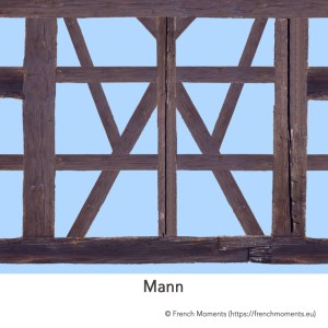 Mann (colombages) © French Moments