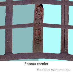 Poteau cornier © French Moments