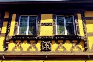 Allèges des fenêtres, Riquewihr © French Moments