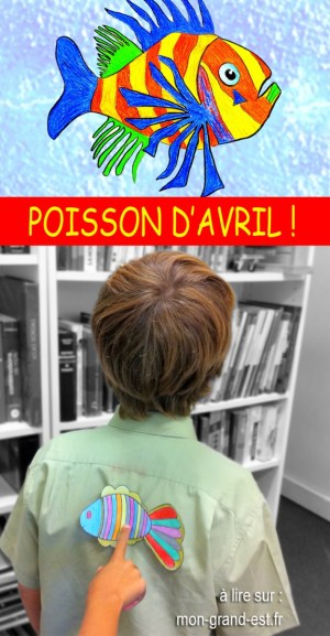 Découvrez l'origine du poisson d'avril © French Moments