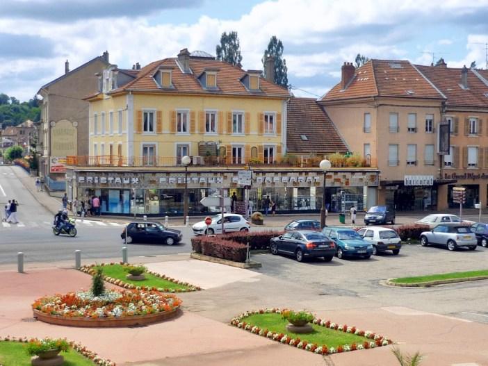 Le centre de Baccarat © French Moments