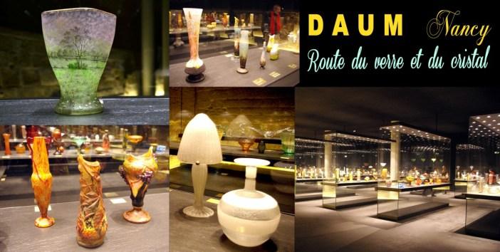 Route du verre et du cristal - Cristallerie Daum © French Moments