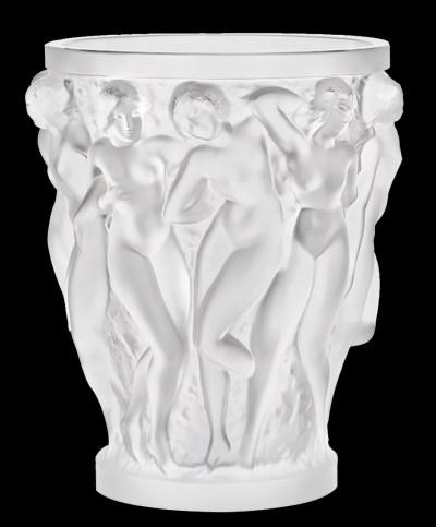 Vase Bacchante Lalique