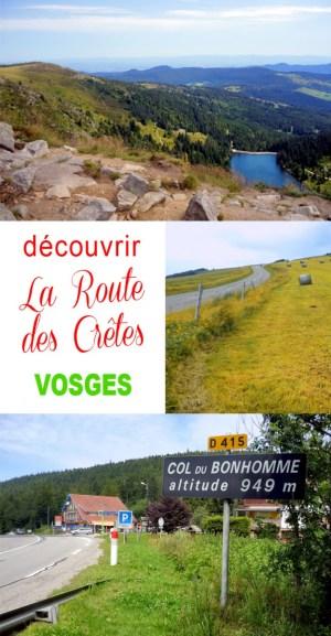 Découvrez la Route des Crêtes des Vosges © French Moments