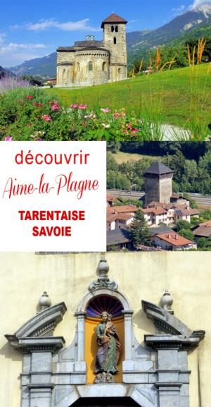 Découvrez Aime-la-Plagne sur le blog Mon Grand-Est © French Moments