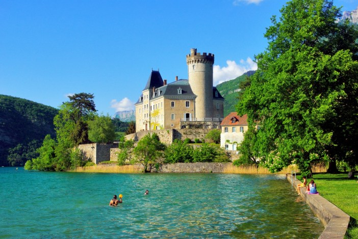 Château de Ruphy, Duingt © French Moments