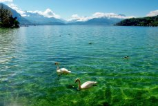 Lac d'Annecy © French Moments