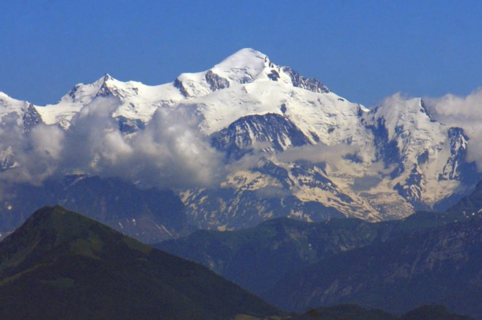 Mont Blanc, col de Faucille © French Moments