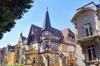Avenue Foch, Metz © French Moments