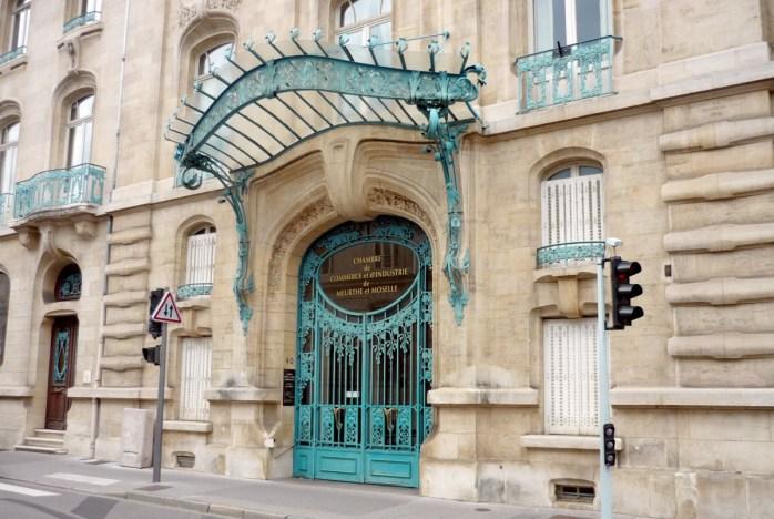 CCI à Nancy © French Moments
