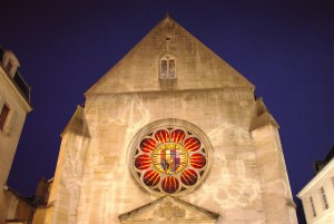 Eglise des Cordeliers, Nancy © French Moments
