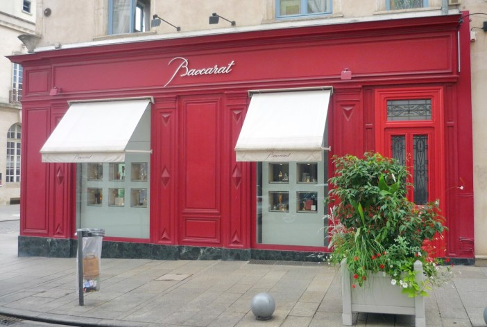 Baccarat Nancy © French Moments
