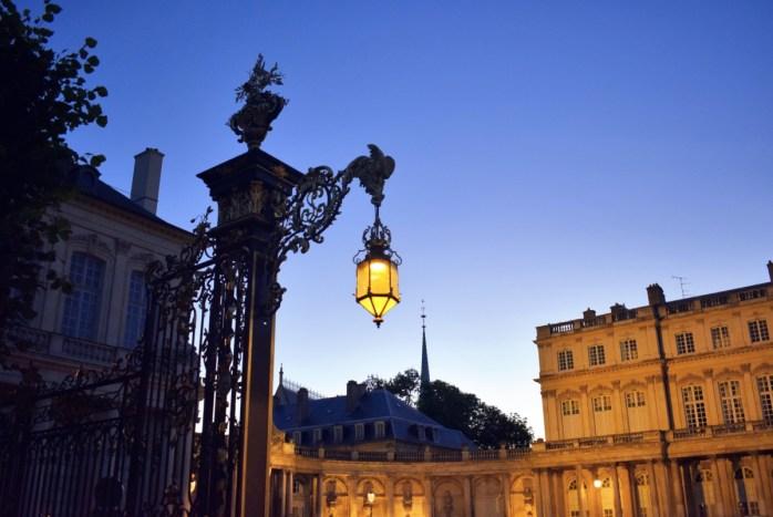Place de la Carrière à Nancy © French Moments