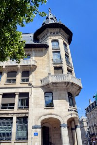 Banque Renauld à Nancy © French Moments