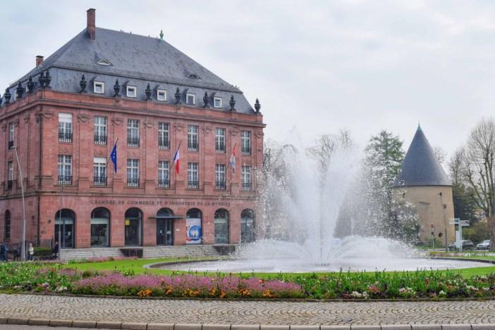 Place Raymond-Mondon, Quartier impérial allemand de Metz © French Moments