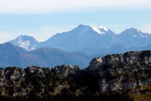 La Grande Motte (à gauche), la Grande Casse (au centre) et le Grand Bec (à droite) © French Moments