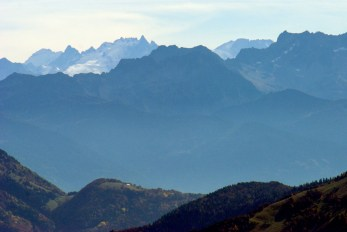 Le Meije et les Ecrins © French Moments