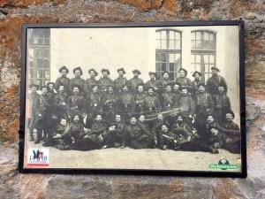 Armistice de 1918 à Granier © French Moments