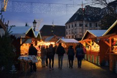 Marché de Noël de Haguenau © French Moments