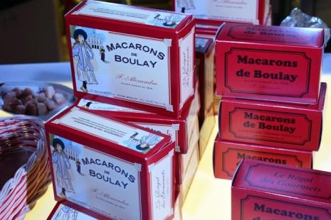 Boîtes de macarons de Boulay © French Moments