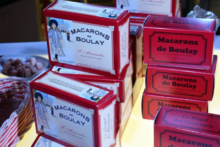Boîtes de macarons de Boulay © French Moments