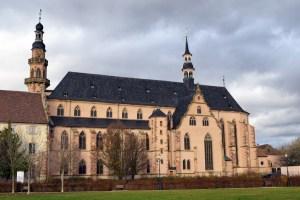 L'église de Jésuites à Molsheim © French Moments