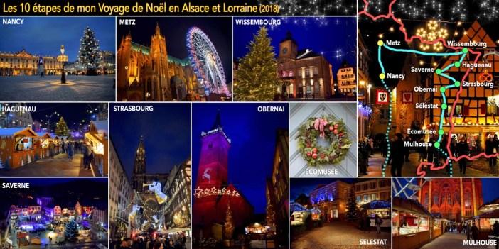 Voyage de Noël en Alsace-Lorraine © French Moments