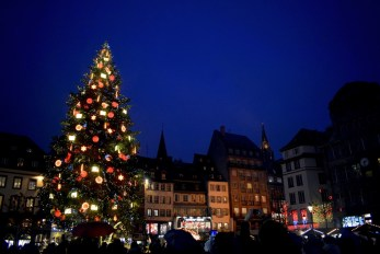 Le marché de Noël de Strasbourg © French Moments