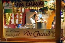 Vin chaud à la Petite-France de Strasbourg © French Moments