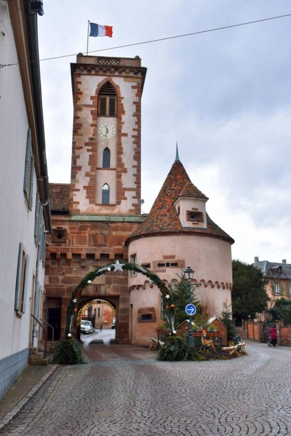 La tour fortifiée de Wasselonne © French Moments