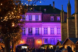 Le marché de Noël à Wissembourg © French Moments