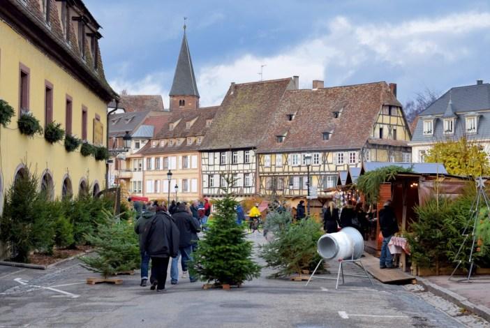 Marché de Noël à Wissembourg © French Moments